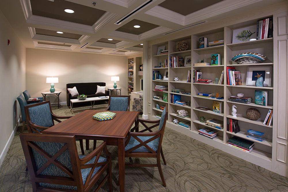 Jensen Dunes library